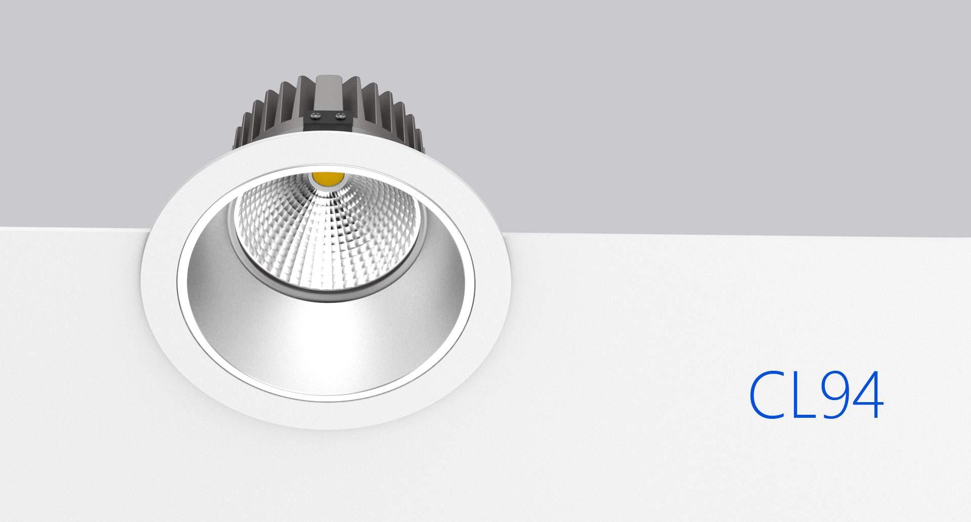 LED Allvalgusti PROLUMEN CL94  35W 3200lm  45° IP20 soe valge 3000K