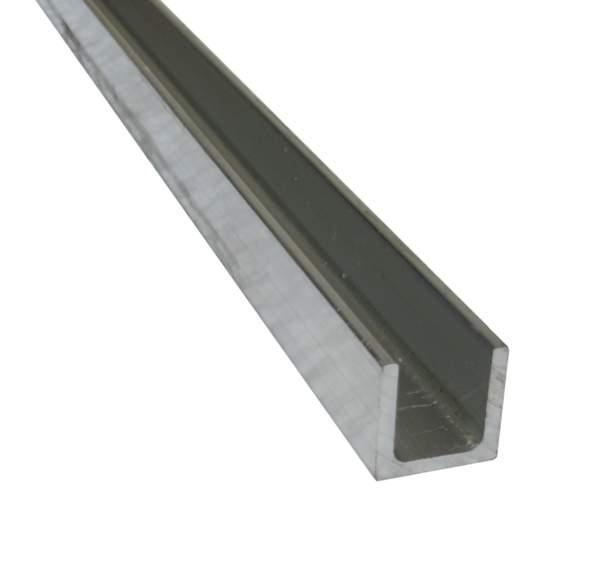 Aluminium profile Aluminium profile  U profiil