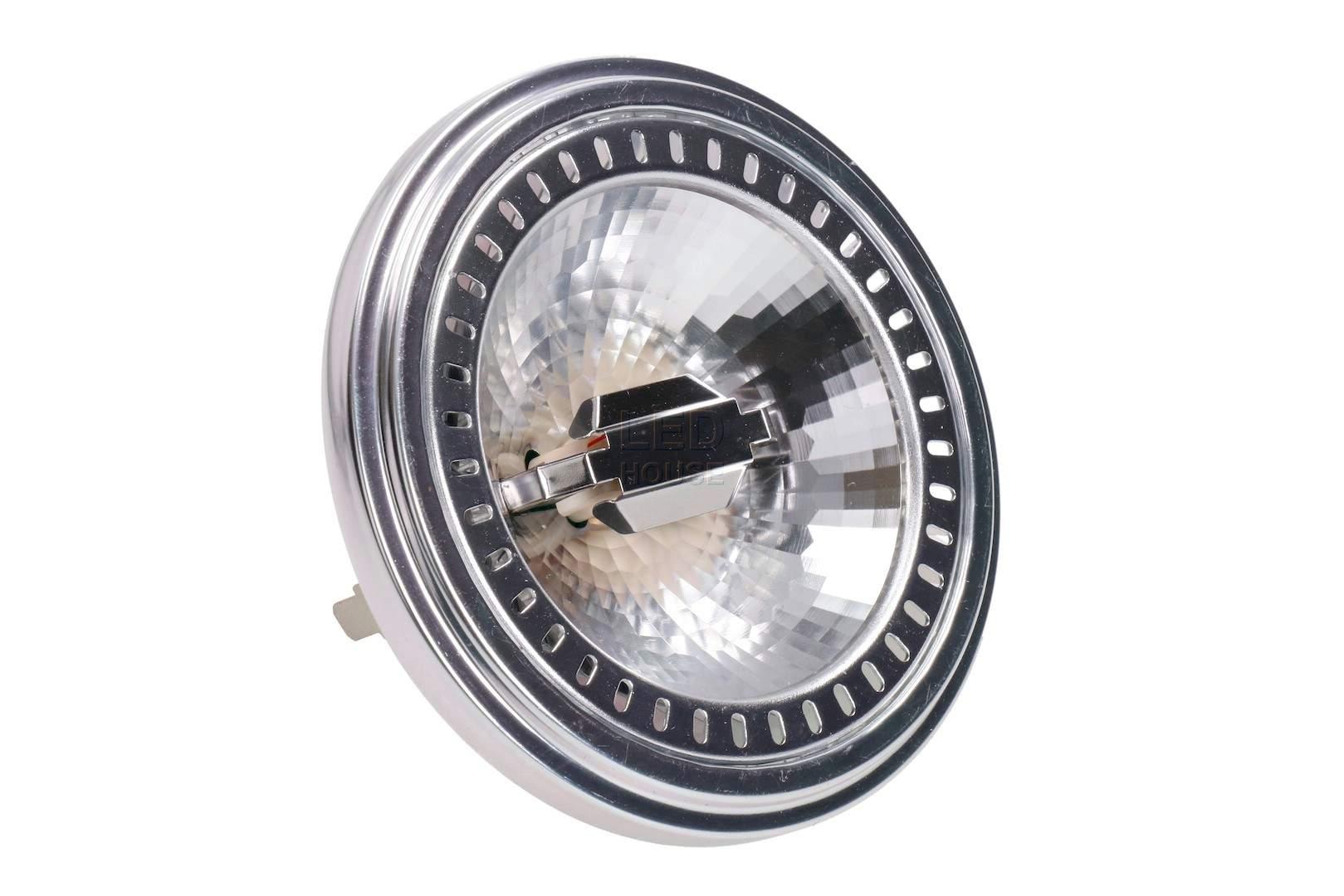 LED Pirn PROLUMEN AR111 COP 12V  15W 850lm  25° soe valge 2700K