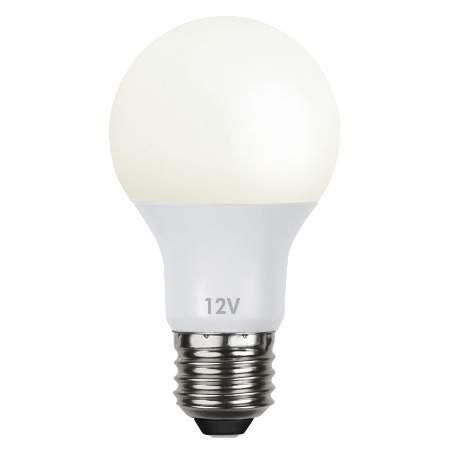 LED Pirn E27 12V G60 Star Low Voltage 12V 3W 250lm CRI80