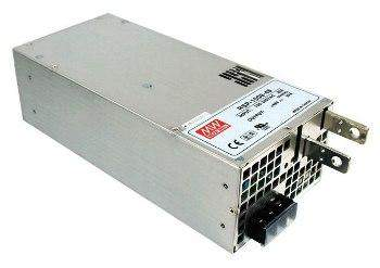 LED power supply unit LED power supply unit MEAN WELL 24V DC RSP-1500-24  24V 1500W