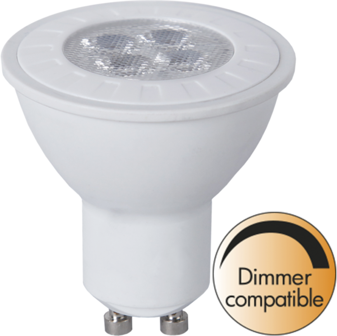 LED лампа LED лампа  MR16 ST DIM, 4LED 347-35  5.2W 350lm CRI80  36° 2700K теплый белый