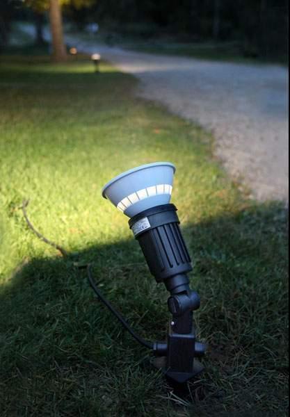 LED-pihavalaisin LED-pihavalaisin  418-91 musta  E27 IP44