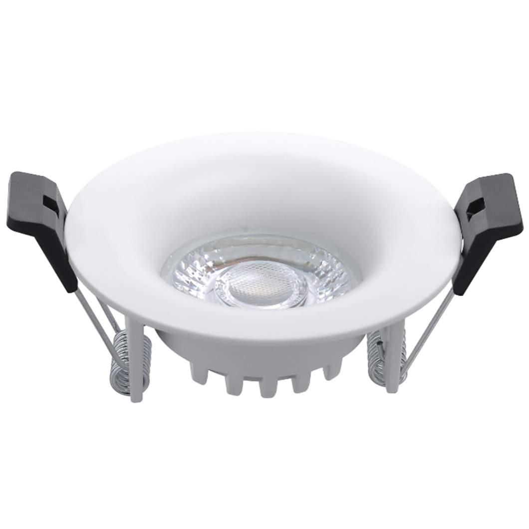 LED downlight LED downlight PROLUMEN Evolite Fix DIM white  10W 800lm CRI90 38° IP54 3000K warm white