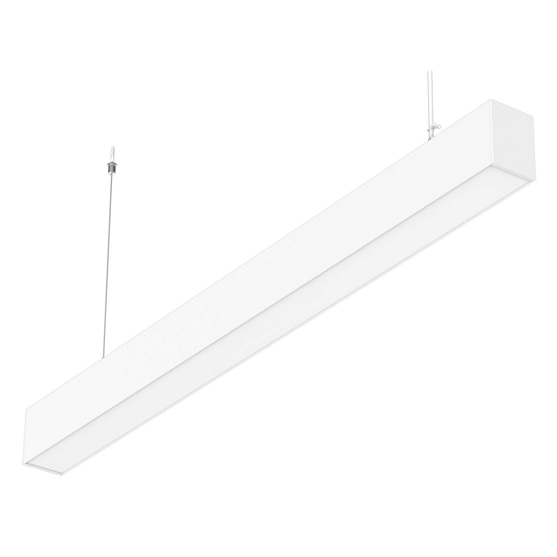 LED ceiling light LED ceiling light PROLUMEN DB45B (OPAL) 1200 white  40W 4500lm CRI80  100° IP20 3000K, 4000K, 6000K WW/DW/CW