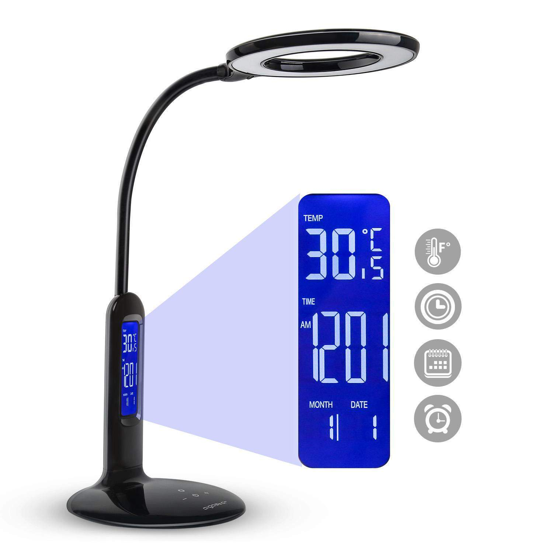 LED Laualamp LED Laualamp AIGOSTAR LIGHT07 DIM must  7W 360lm CRI80  3000K, 4000K, 6000K WW/DW/CW