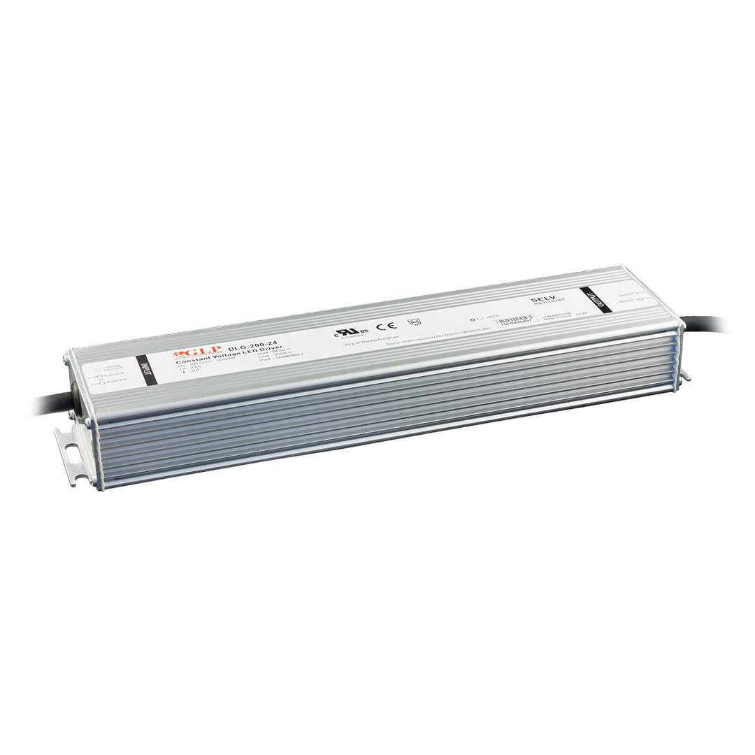 LED Toiteplokk LED Toiteplokk GLP POWER 12V DC DLG-200-24  200W  IP67