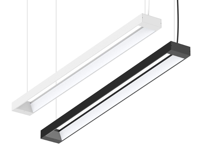 LED ceiling light LED ceiling light PROLUMEN DB25 white  40W 3600lm CRI80  120° IP20 4000K pure white