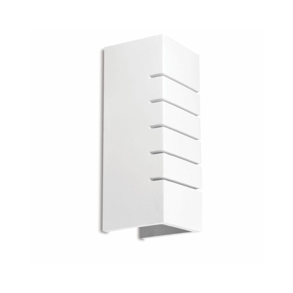 LED wall light SECCO 230V E14 IP20