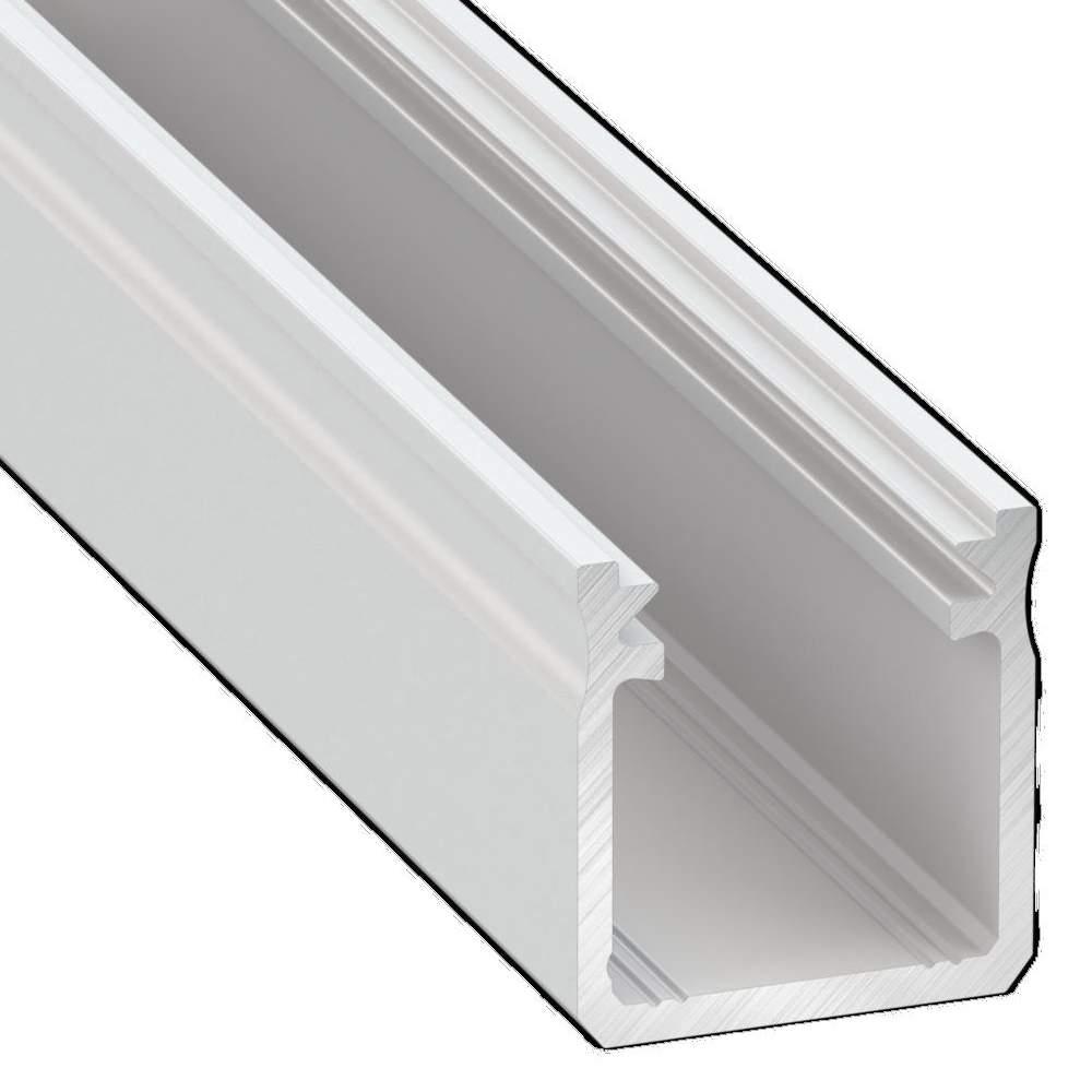 Алюминиевый профиль LUMINES Type Y 2m белый