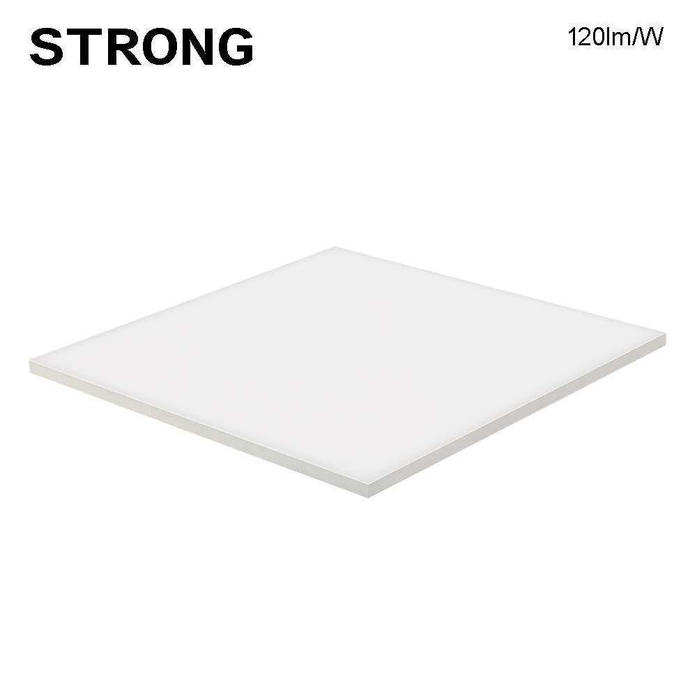 LED panel 600x600 STRONG white 230V 36W 4320lm CRI80 120° IP20 4000K pure white