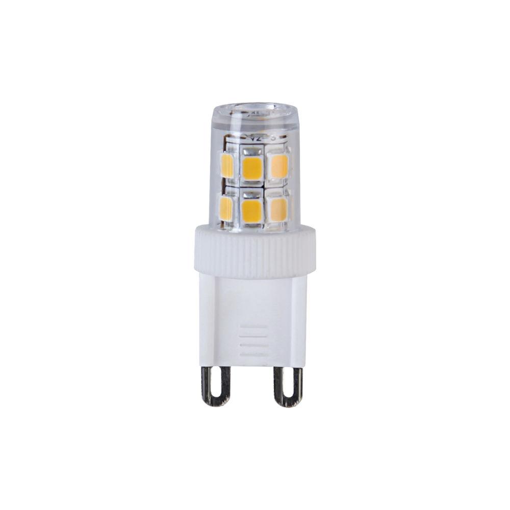 LED bulb 344-04 230V 2.3W 230lm CRI80 G9 2700K warm white