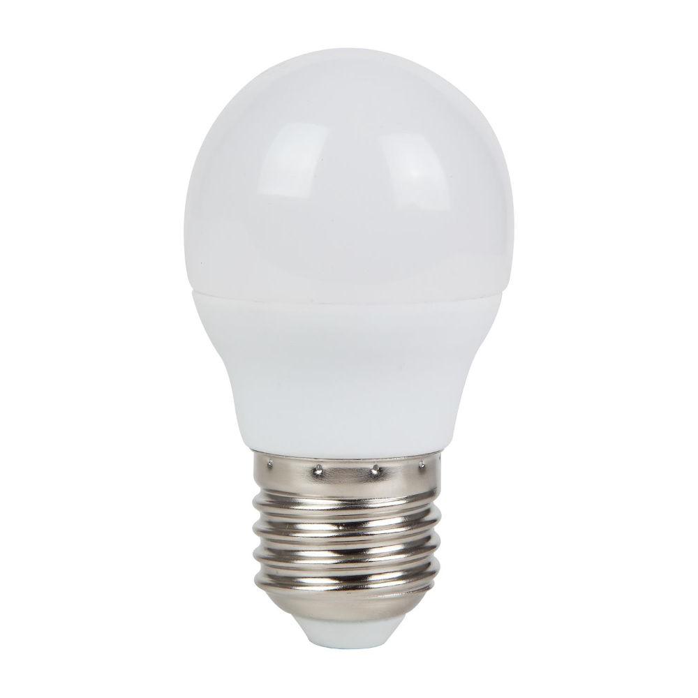 LED lamp AIGOSTAR A5 G45 230V 7W 490lm CRI80 E27 280° IP20 6500K külm valge