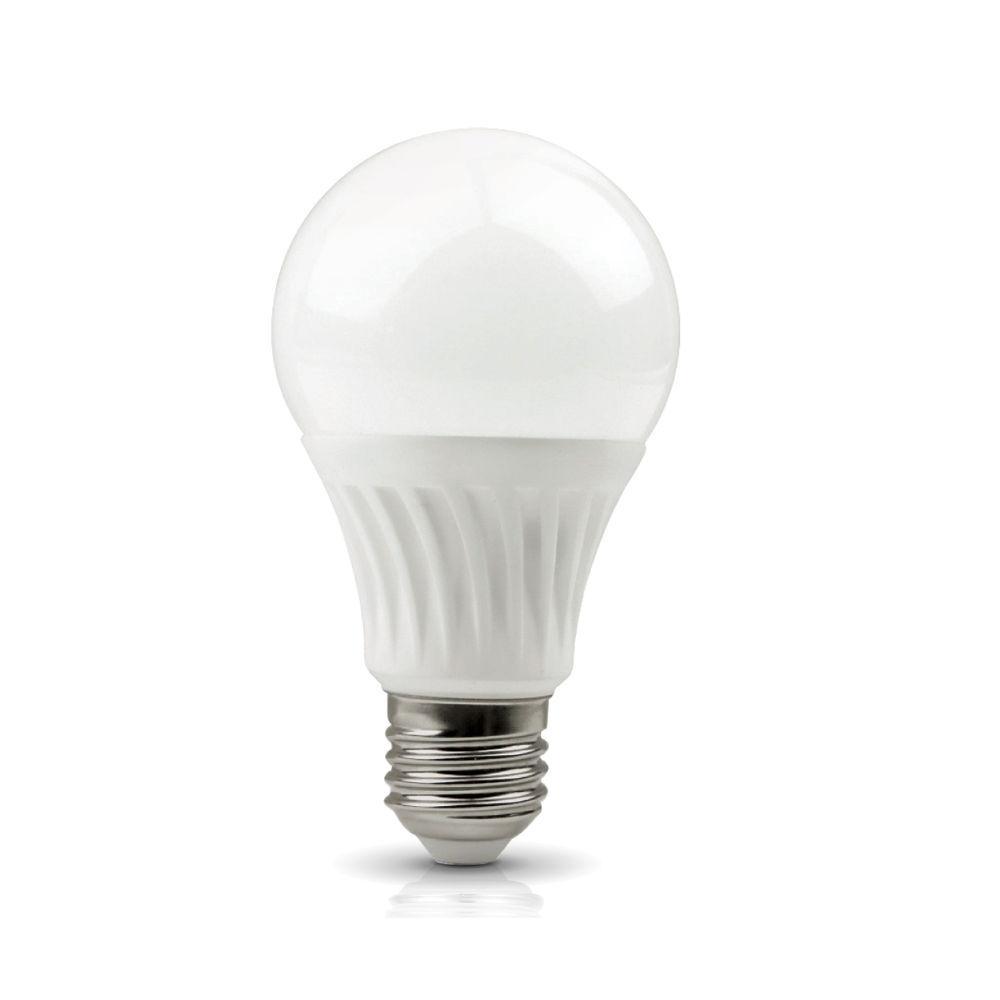 LED-lamppu PREMIUM GS valkoinen 230V 12W 1400lm CRI80 E27 200° 3000K lämmin valkoinen