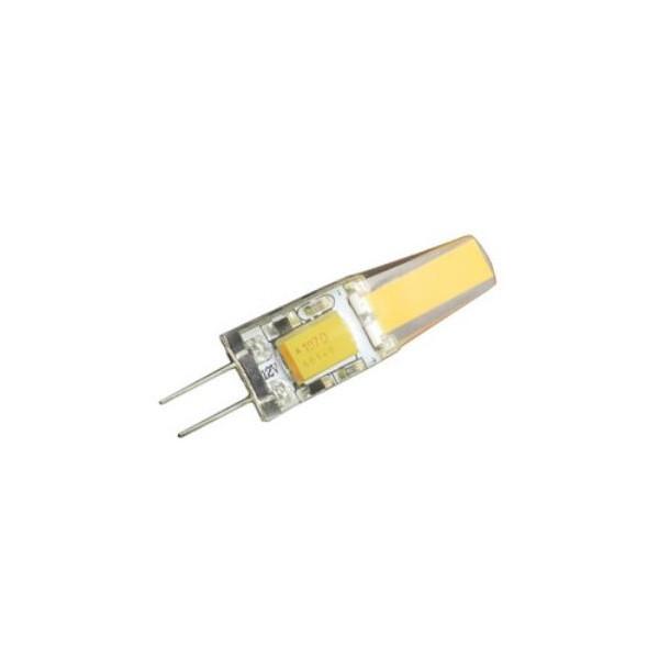 LED bulb REVAL BULB G4 Silica Glue 12V 1.8W 190lm CRI80 G4 360° 3000K warm white