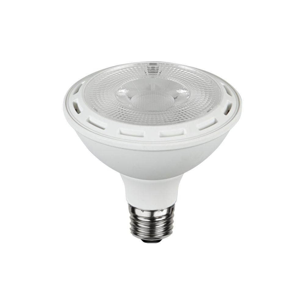 LED lamp 348-44 230V 10.8W 910lm CRI80 E27 30° 2700K soe valge