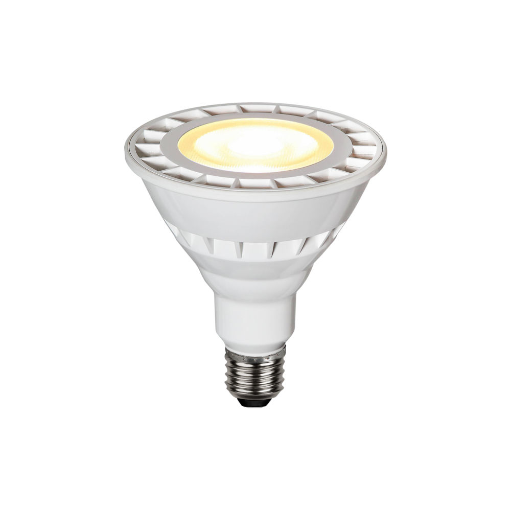LED-lamppu PAR38 356-91 380V 15W 1100lm CRI80 E27 35° IP65 2700K lämmin valkoinen