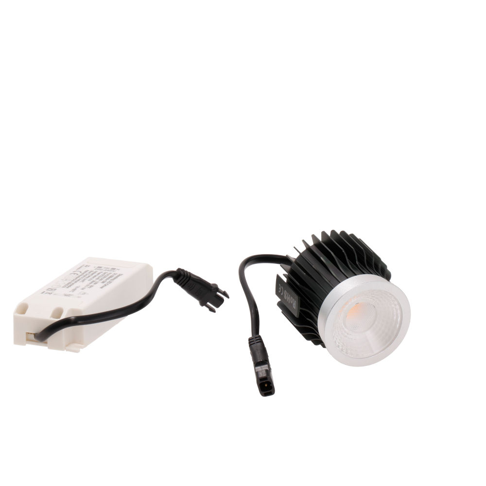 LED lamp PROLUMEN CITIZEN DL170L COB TRIAC 230V 10W 1000lm CRI80 36° IP20 3000K soe valge