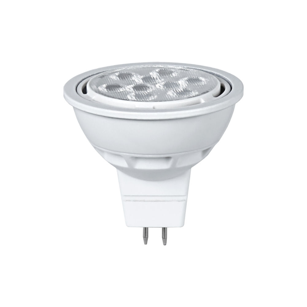 LED lamp PROLUMEN MR16 ST TRIAC, 9LED 346-03 12V 8W 680lm CRI80 GU5.3 36° IP20 2700K soe valge