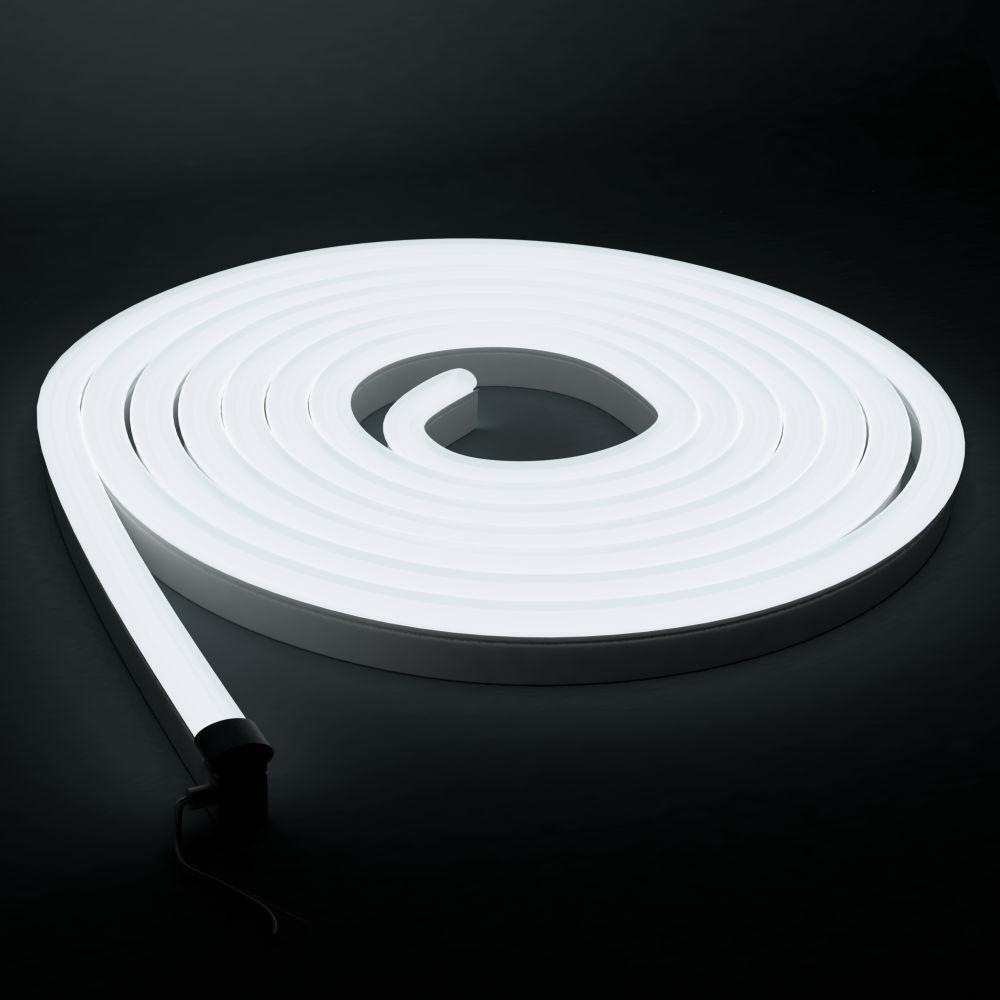 LED Riba Neon Flex REVAL BULB 6x12mm 5m 24V 14.4W CRI80 IP67 4000K päevavalge