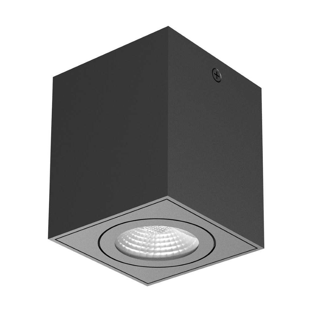 LED laevalgusti PROLUMEN DL129 TRIAC must 230V 10W 1030lm CRI90 24° IP20 3000K soe valge