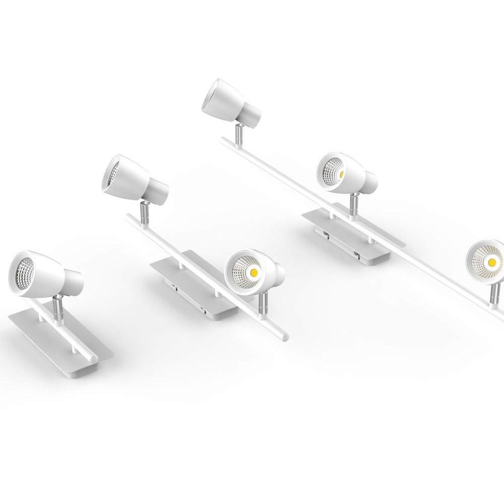 LED laevalgusti PROLUMEN TL13 valge 230V 30W 2400lm CRI80 IP20 3000K soe valge