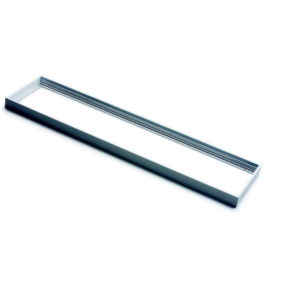 LED Paneel 1200x300 paneeli raam valge