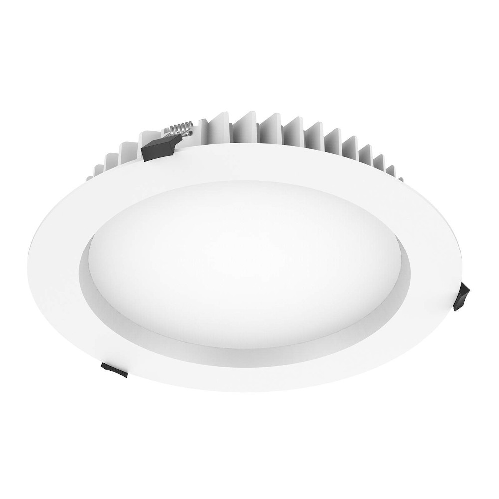 LED downlight PROLUMEN CL59-8 DALI white 230V 35W 3500lm CRI80 90° IP44 4000K pure white