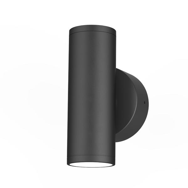 LED wall light PROLUMEN WL28 black 230V 27W 3200lm CRI80 36° IP65 4000K pure white