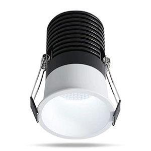 LED Allvalgusti PROLUMEN NSK (DALI) valge 230V 15W 1200lm CRI90 60° IP20 2700K soe valge