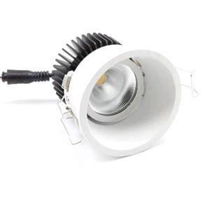 LED Allvalgusti PROLUMEN MLH (DALI) valge 230V 15W 1200lm CRI90 36° IP20 2700K soe valge