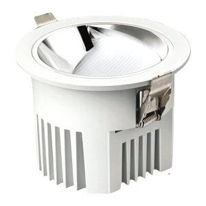 LED Allvalgusti PROLUMEN T2511 (DALI) valge 230V 12W 1000lm CRI90 IP20 2700K soe valge