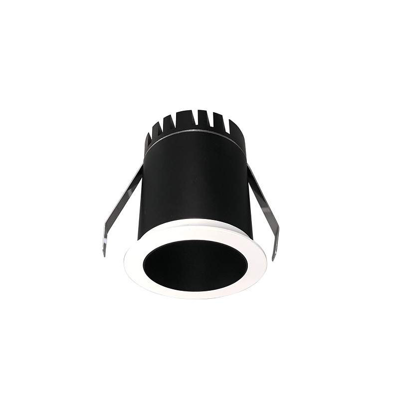 LED Allvalgusti PROLUMEN Boston (TRIAC) valge ring 230V 8W 520lm CRI90 20° IP20 3000K soe valge