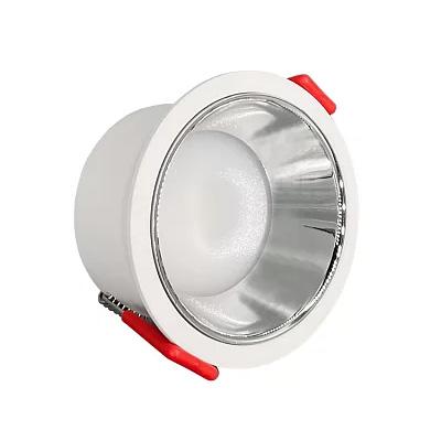 LED Allvalgusti PROLUMEN Colmar valge ring 230V 20W 2000lm CRI90 90° IP20 4000K päevavalge