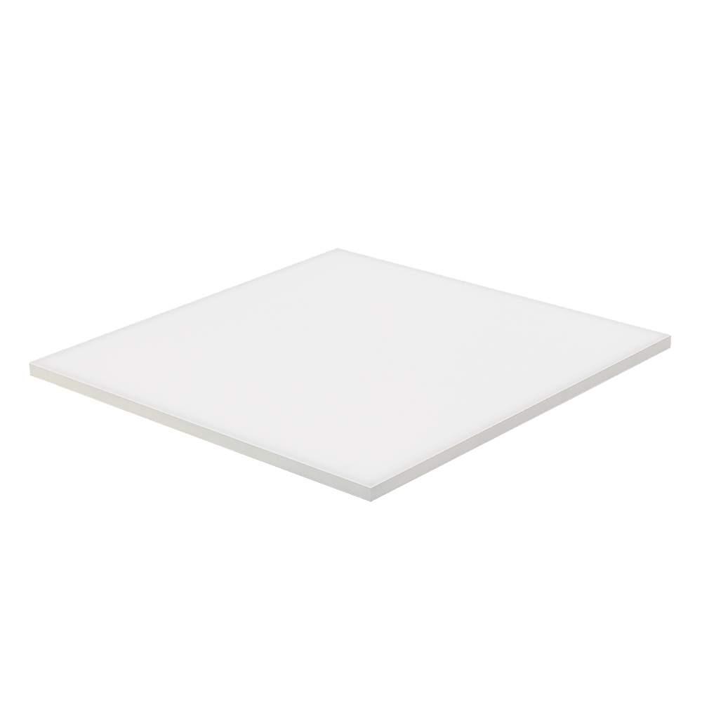 LED panel AIGOSTAR 600x600 E5 white 230V 40W 3600lm CRI80 120° IP20 4000K pure white