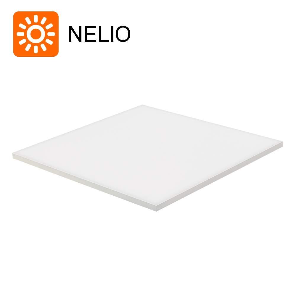 LED panel NELIO 600x600 OPAL white 230V 40W 3400lm CRI80 120° IP20 3000K warm white