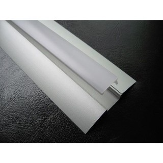 Алюминиевый профиль  ALU Flat 2m