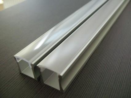 Алюминиевый профиль Алюминиевый профиль ALU SlimLine 15mm 2m