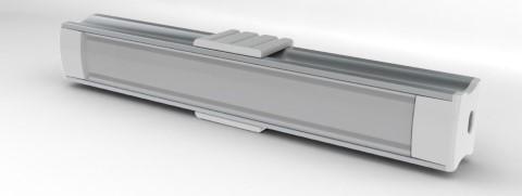 Алюминиевый профиль  ALU SlimLine 15mm 2m