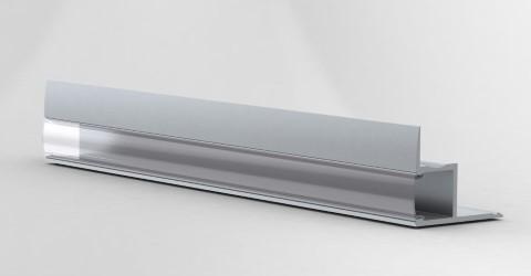 Alumiiniumprofiil  ALU Ceiling 2m