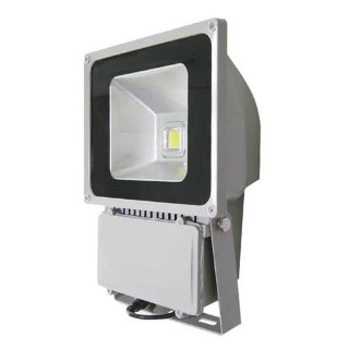 LED floodlight  COP  70W 5200lm  120° IP65 pure white 4000K