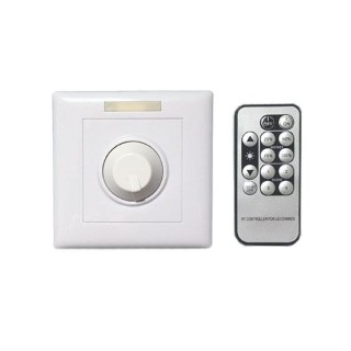 Switch REVAL BULB LED Dimmer, IR remote  300W  IP20