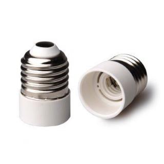 Socket E27 > E14