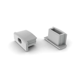 Alumiiniumprofiil Alumiiniumprofiil  ALU SlimLine 7mm otsakork