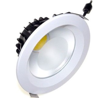 LED downlight LED downlight LSM round 230V 30W 2600lm CRI80 90° IP20 3000K warm white