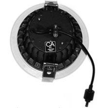 LED downlight  LSM round 30W 2600lm CRI80  90° IP20 3000K warm white