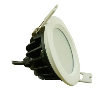 LED downlight PROLUMEN XH white round 15W 1350lm  120° IP65 warm white 3000K