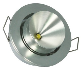 LED cabinet light PROLUMEN MV-E 12V  3W 70lm  80° IP20 warm white 3000K