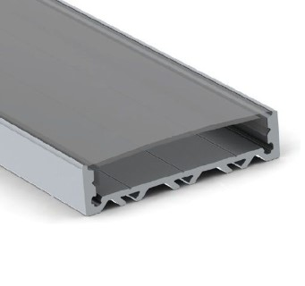 Aluminium profile  ALU Triple 2m