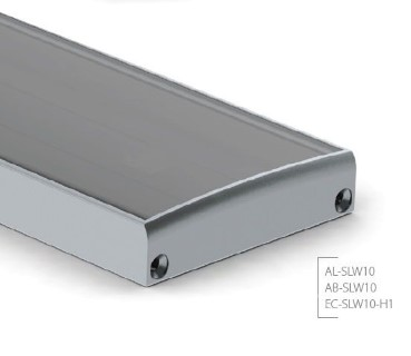 Alumiiniumprofiil ALU Triple 2m